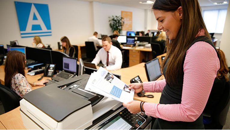 Apogee ist bisher nicht nur ein wichtiger Partner von HP in Europa, sondern auch von Canon, Ricoh, Kyocera und Xerox.