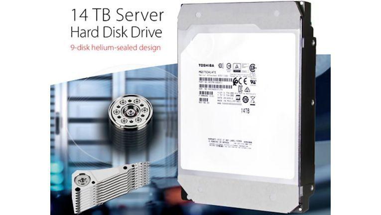 Toshiba erweitert das HDD-Angebot kontinuierlich um Produkte mit höherer Speicherkapazität und Performance, wie die neue MG07SCA-Serie zeigt.