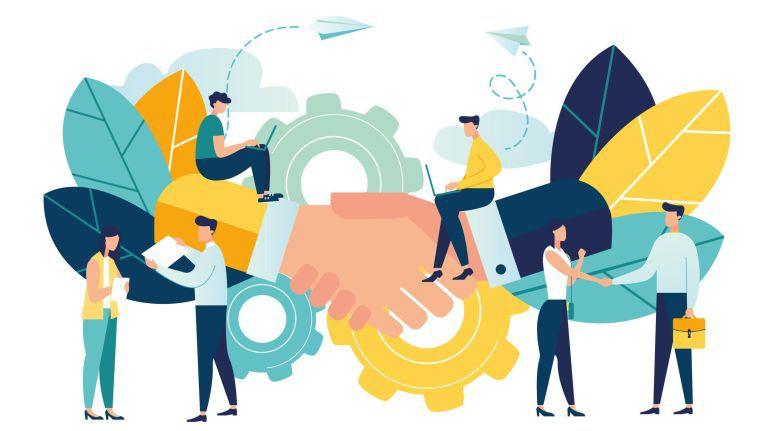 Moderne Teamentwicklungsmaßnahmen setzen auf die Analyse von Beziehungen innerhalb des Teams.