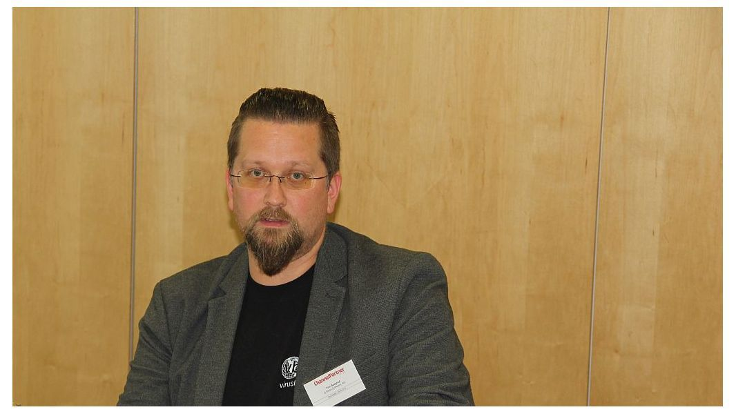 Tim Berghoff, Security Evangelist bei G Data