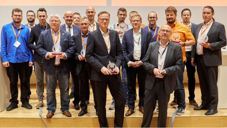 Auch 2018 durften sich besonders erfolgreiche deutsche UC-Systemhäuser und Fachhändler über die Swyx Partner Awards für hervorragende Leistungen freuen.