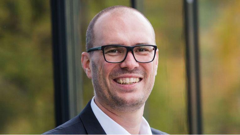 Marco Coriand, Sales Director bei der Haufe Group