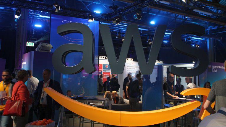 Beim AWS Transformation Day 2018 in München stellten neben Anbietern wie VMware, Intel und New Relic auch Dienstleister wie Arvato, Materna, T-Systems und die Direkt-Gruppe aus.