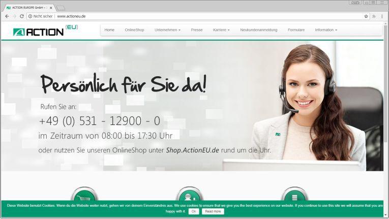 Auch wenn die Internet-Seite von Action Europe etwas anderes vermuten lässt: Der Braunschweiger Grossist hat die Handelstätigkeit nun endgültig eingestellt.