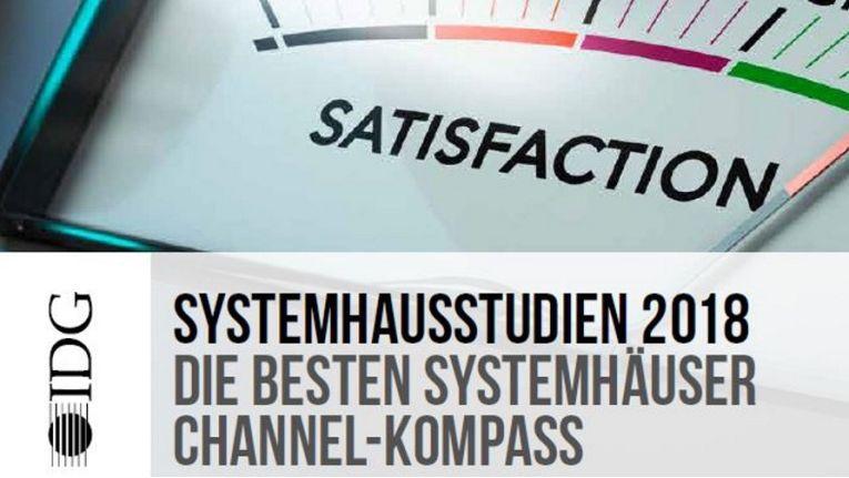 Die Ergebnisse der Systemhausstudie 2018 liegen nun vor.