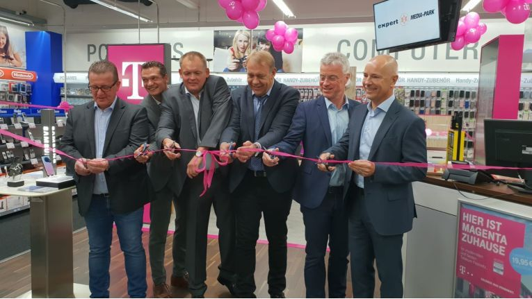 Mit neuem Telekom-Partnerkonzept: Expert-Märkte werden ...