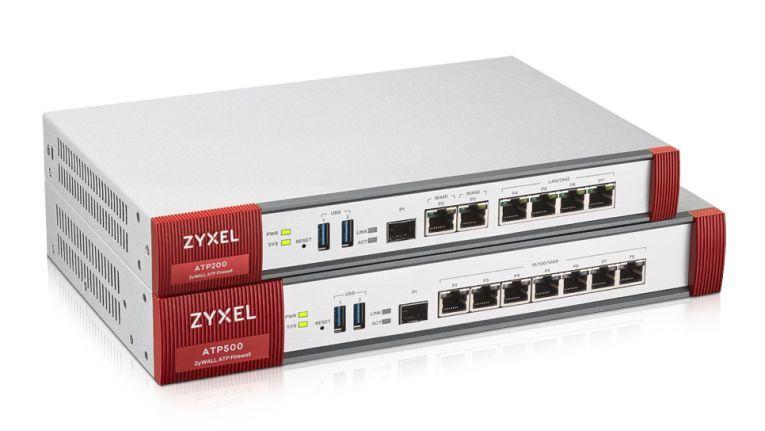 ATP200 und ATP500 von Zyxel: Neue Firewall-Appliances für kleine und mittlere Unternehmen.