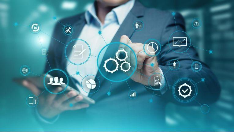 Im Bereich Anwendungssoftware kommen meist Lösungen von SAP und Microsoft zum Einsatz.