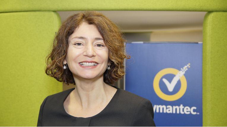 Channel-Chefin Kira Zaytsev ist seit April 2017 bei Symantec.
