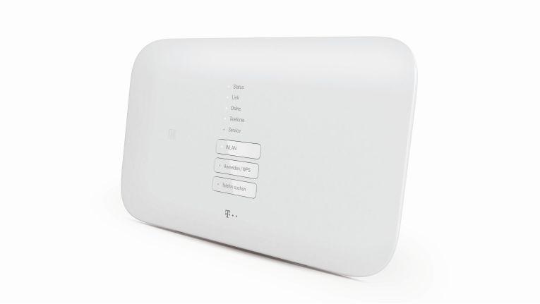 Der Speedport Smart-Router der Deutschen Telekom.