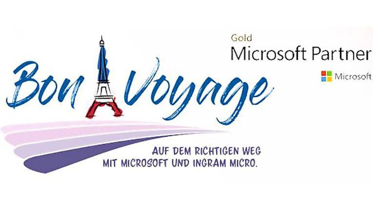 """Unter dem Motto """"Bon Voyage"""" wartet eine interessante Mischung aus Luxus, Gourmet und Action auf die zehn besten """"Performer"""" beim Vertrieb von Microsoft-Produkten."""