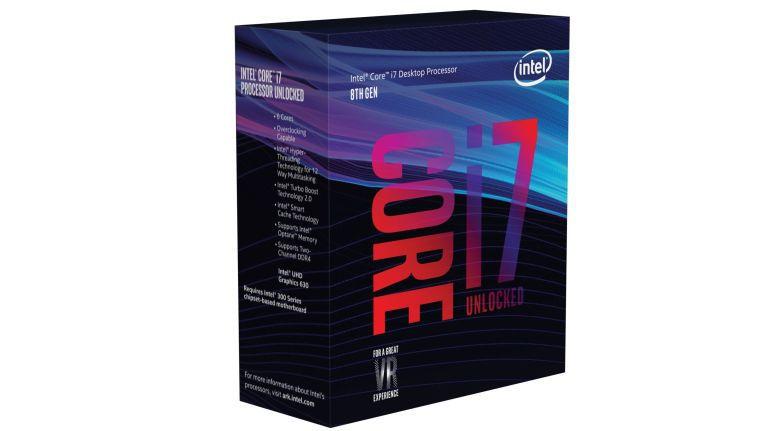 Der Intel Core i7-8700K war im dritten Quartal 2018 der bei ITscope von Händlern am meisten nachgefragte Prozessor.