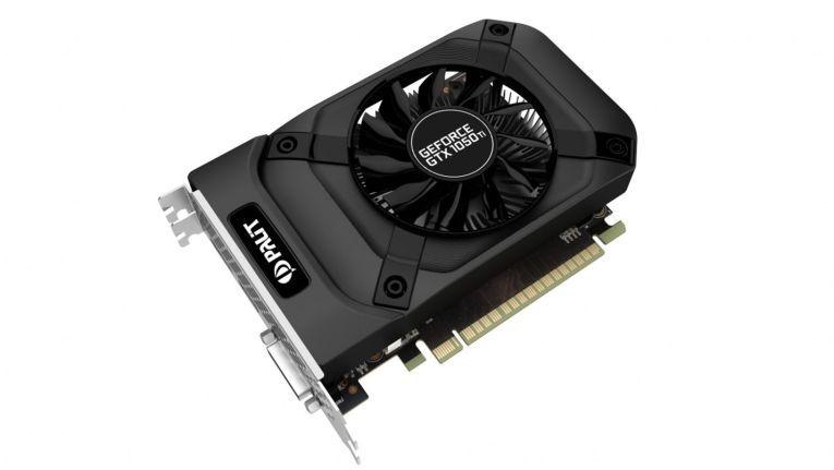 Die Palit GeForce GTX 1050 Ti StormX, im zweiten Quartal noch auf Rang zehn der Händlergunst, rückte im dritten Quartal bei ITscope auf Rang eins vor.