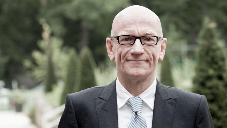"""Lars Landwehrkamp, Vorstandssprecher der All for One Steeb AG: """"Dass wir auf dem Mittelstandsforum 2018 auch das Thema digitales Arbeiten umfassend abdecken können, freut mich ganz besonders."""""""