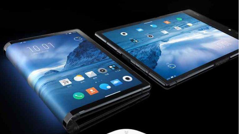 Royole FlexPai ist das erste faltbare Smartphone, welches auf dem Markt erhältlich ist.