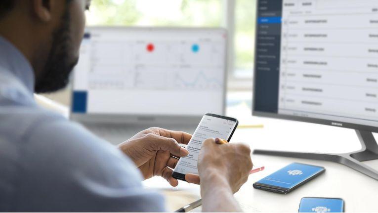 Mit Knox Manage hat Samsung eine Enterprise Mobility Management (EMM)-Lösung vorgestellt.