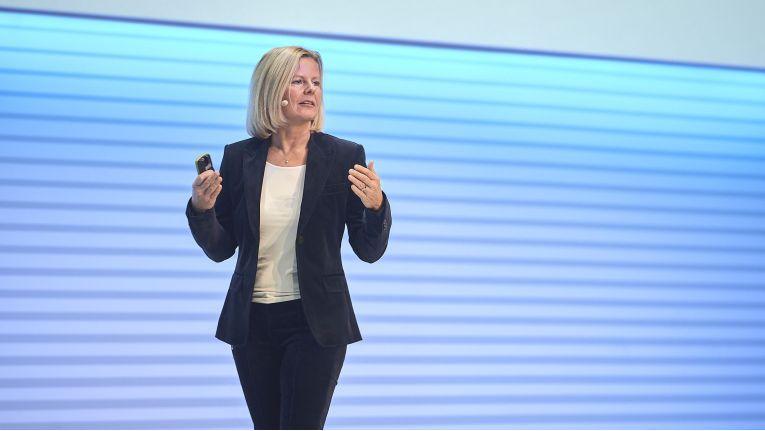 Annette Maier, seit September 2018 Managing Director Google Cloud in der DACH-Region, gab sich auf dem Cloud Summit in München zuversichtlich, als Herausforderer von AWS und Microsoft im Enterprise-Cloud-Markt erfolgreich sein zu können.