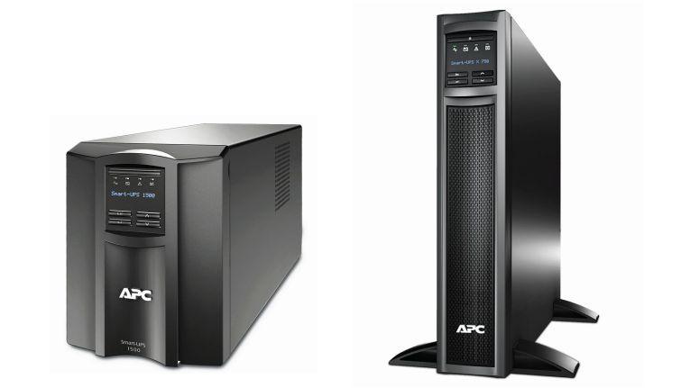 USV-Anlagen sorgen für eine hohe Verfügbarkeit von IT-Geräten - vom Router und WLAN Access Point über Arbeitsplatz-PCs, Thin Clients und Kassensysteme in Service-Bereichen bis zu Servern und Storage-Systemen im Rechenzentrum.