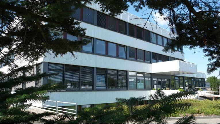 Der Hauptsitz der Soft & Cloud AG im nordrhein-westfälischen Greven