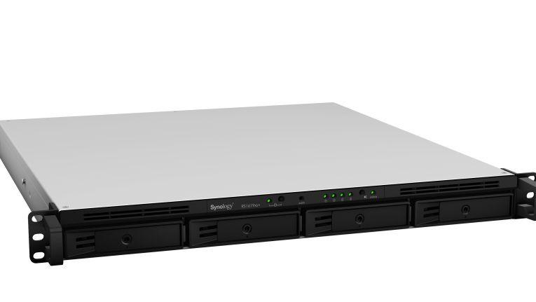 Synology Rackstation RS1619xs+: Flexibel und erweiterbar.