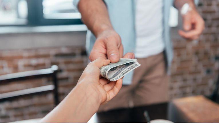 Nur wenige Kunden nutzen das Pay-what-you-want-Konzept zu ihren Gunsten aus.