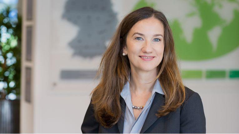 """Dr. Barbara Frei, neue Vice President Europe Operations bei Schneider Electric: """"Ich freue mich darauf, das weitere Wachstum in Europa voranzutreiben."""""""