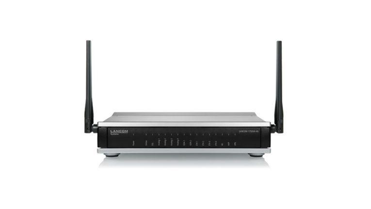 Lancom Systems bietet mit dem Modell 1793VA-4G einen für Supervectoring 35b in Firmen geeigneten Router an.