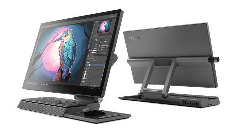 Lenovo Yoga A940: Arbeitspferd mit großem Monitor.
