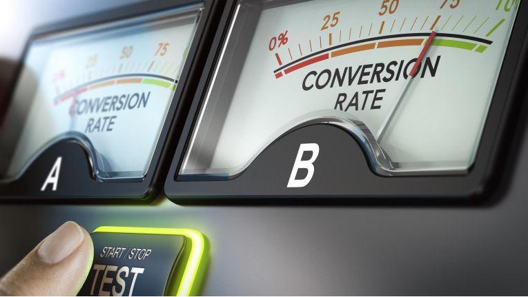 Auf welchen Seitenaufbau reagieren Kunden positiver? A/B-Testing kann hier aufschlussreiche Resultate liefern.