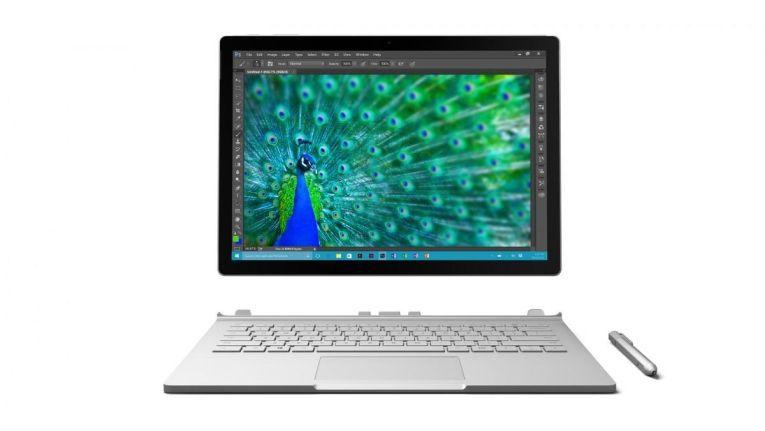 Das Surface Book ist das erste Notebook von Microsoft.