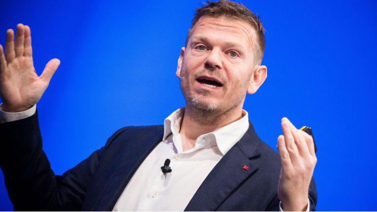 Rowan Trollope, Senior Vice President und General Manager IoT, forderte eine stärkere vertikale Integration der Netze.