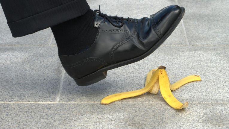 Auf dem Parkett der Führung lauern für Manager viele Gefahren eines Ausrutschers.