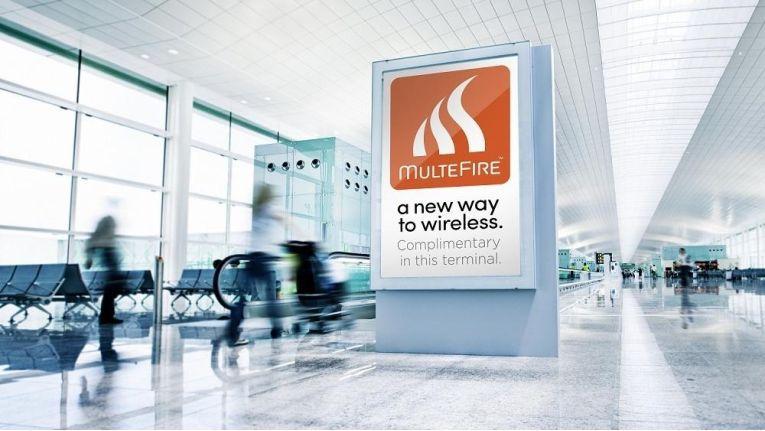 Ein Einsatzszenario für MulteFire ist die Bereitstellung eines privaten LTE-Netzes in Flughäfen.