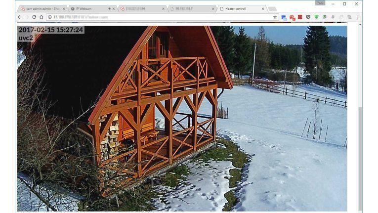 Dieses Webcambild ist nur ein privates Detail einer kleinen Haussteuerungsseite, die ungeschützt im Internet steht.