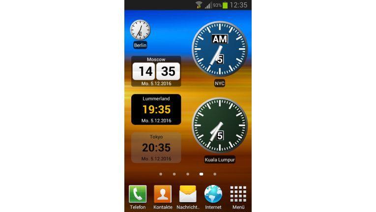 World Clock Widget 2017 Free