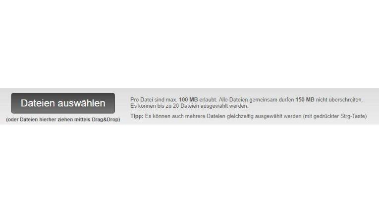 """Mit Online2.pdf führt der Weg über Datei auswählen und einem Klick auf die Schaltfläche Konvertieren direkt zum gewünschten Umwandlungsprozess """"Word to pdf""""."""
