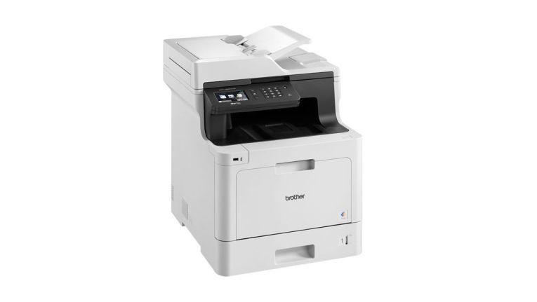 Ein Farblaser-Multifunktionsdrucker für den Büroeinsatz in Arbeitsgruppen: Brother MFC-L8690CDW
