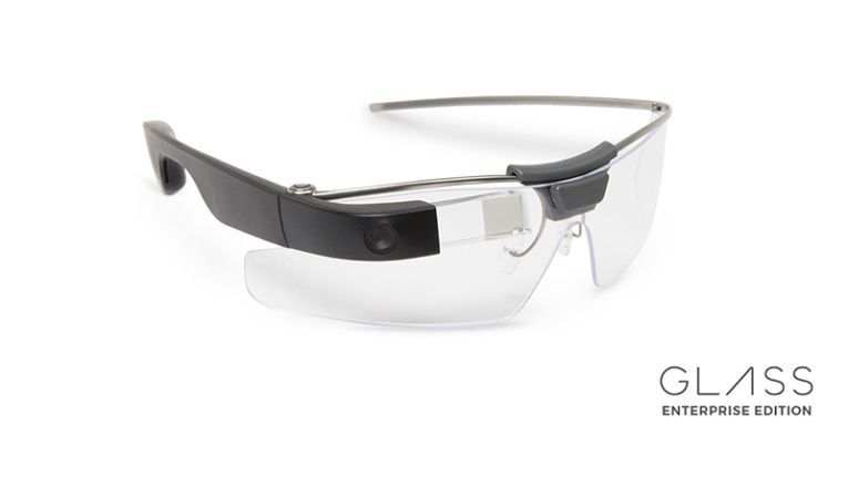 Die Enterprise Edition von Google Glass ist robuster.
