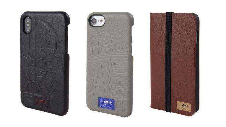 Die letzten Jedi können auch andere iPhone-Modelle mit passenden Hüllen schützen.