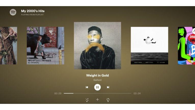 Spotify für Fire TV