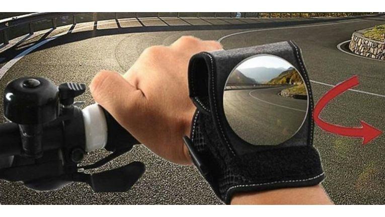 Tragbarer Fahrrad-Rückspiegel von West Biking