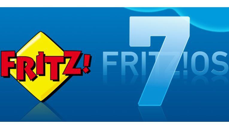 AVM FritzOS 7 startet
