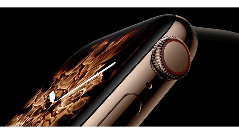 Apple Watch Series 4 Liquid Metal