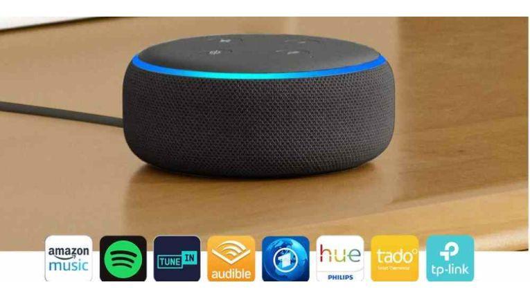 Das neue Echo Dot
