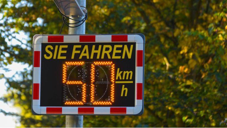 Private Geschwindigkeitsüberwachung ist rechtswidrig