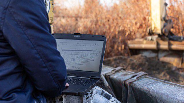 Nach MIL-STD-810G zertifiziert: Bluechip bringt neues Outdoor-Notebook auf den Markt