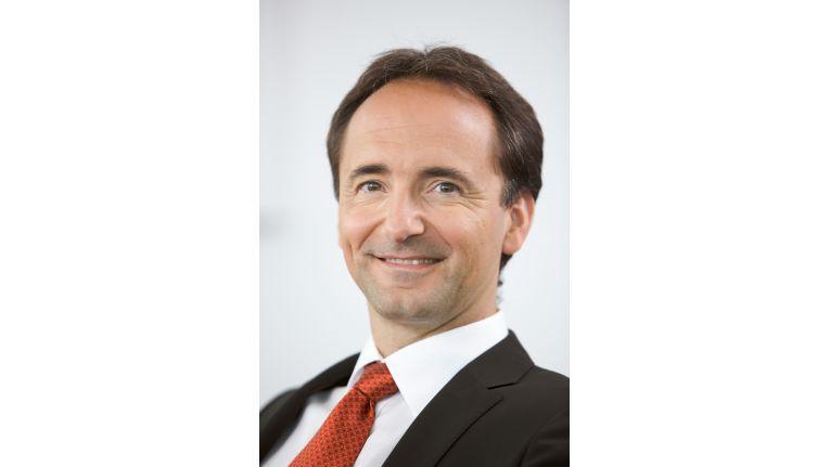 SAP-Vorstand Jim Hagemann Snabe