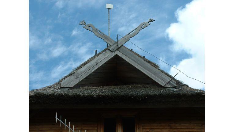 Eine WiMax-Antenne in Litauen. Auch WiMax-Anbieter Intel gehört zu den Verklagten.