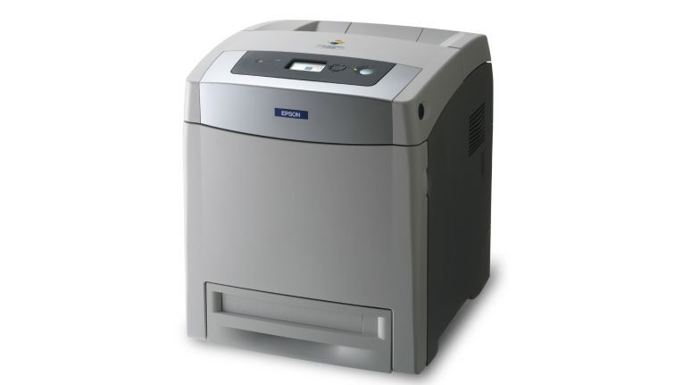 Epsons preiswerte Farblaserdrucker der Modellreihe AcuLaser C2800 bieten hohe Geschwindigkeit zu moderaten Preisen.