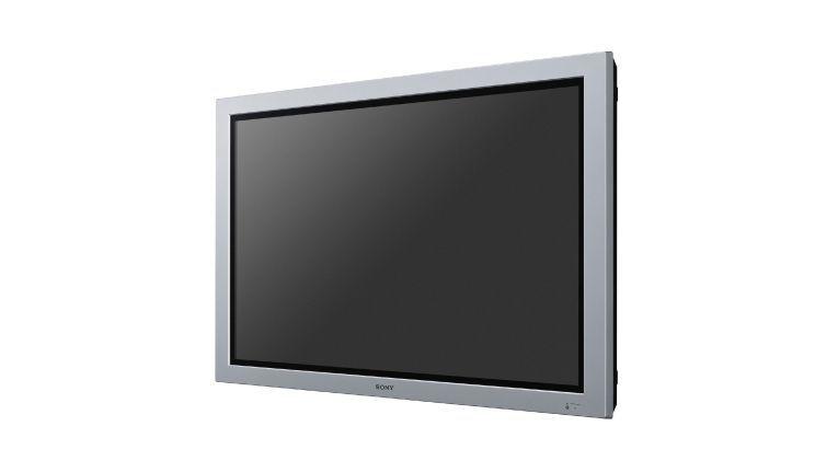 Public Displays wie der FWD-50PX3 von Sony müssen sich im Dauereinsatz bewehren und robuster sein als TV-Geräte.